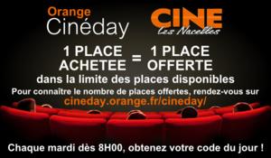 orange ciné day